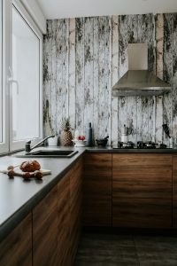 Efter köksrenovering: Köket blev modernt, grått