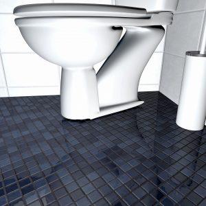 I värsta fall kan en rinnande toalett förbruka ett par hundra liter vatten per dag.