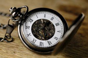 gammaldags stil i hemmet, vrid tillbaka klocka