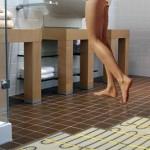 golvvärme i badrum