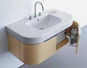 silikon tätar skarvar i badrummet så att det inte kan komma in vatten