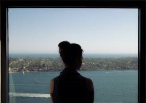 Med ett panoramafönster kan utsikten bli till en massiv tavla.